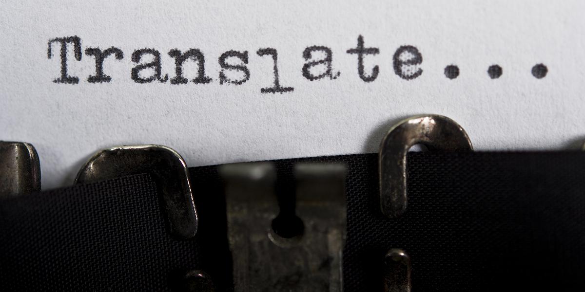 MA - Applied Languages to Translation & Interpreting